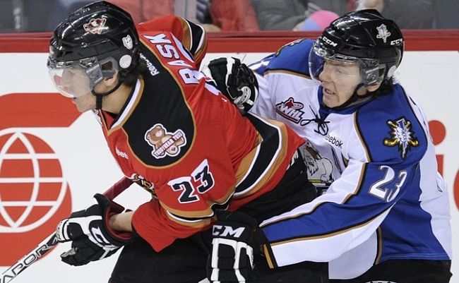 Kootenay Ice's Sam Reinhart has 5-point night (VIDEO)