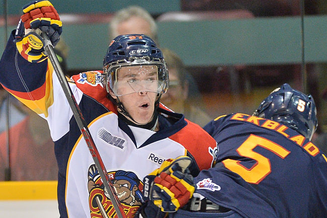 Erie Otters' Connor McDavid gets 4 primary assists in one game; what to love about it (VIDEO)