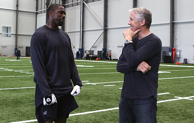 Brian Banks finally gets his NFL shot; impresses Seahawks enough for minicamp invite