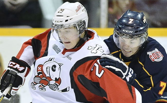 NHL draft tracker: Brendan Perlini, Niagara IceDogs