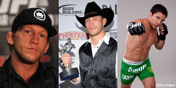 2012 MMA crystal ball: Who's a UFC champ 12 months from now?