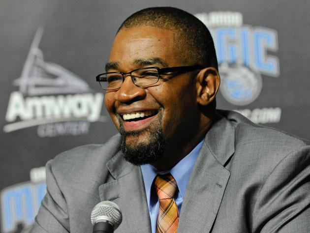 Orlando Magic GM Otis Smith admits to some pretty weird basketball sins