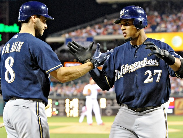 Opening Time: The case for Carlos Gomez