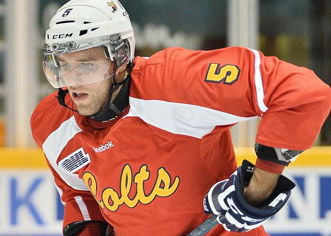 NHL draft tracker: Aaron Ekblad, Barrie Colts