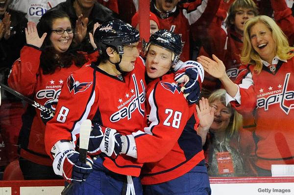 Hockey Hugs: Sutter's gone soft, Baby Malkin, Buff love