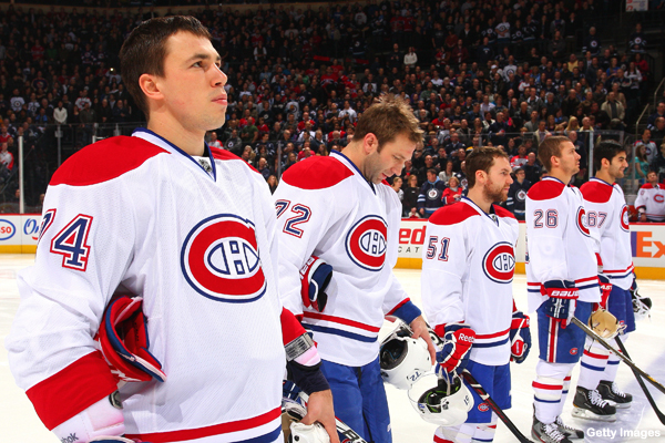 A year after they wouldn't, Canadiens sign Gorges long-term