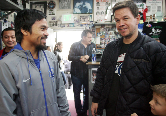 Promoter says Manny Pacquiao could make more than $25 million from Saturday's fight