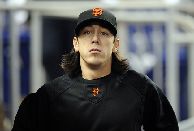 Noise: Tim Lincecum's season-long fog is about to lift