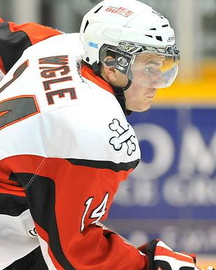 NHL draft tracker: Joel Wigle, Niagara IceDogs