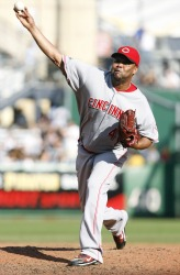 Reds not offering two years to Francisco Cordero