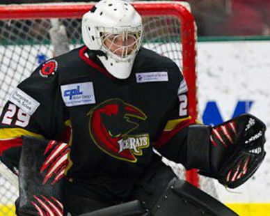 Goaltender Anthony Stolarz's NHL draft year has been 'a total 180′