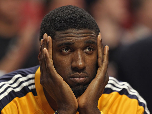 Roy Hibbert is sick of you confusing him for Hasheem Thabeet