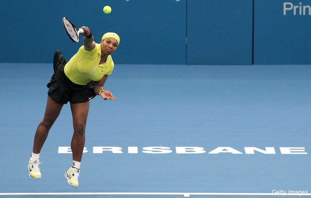 Woe is Serena: Tennis star says she doesnt love tennis