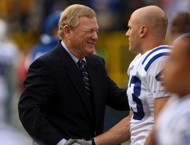 Indy columnist suggests Polian's rudeness played role in firing