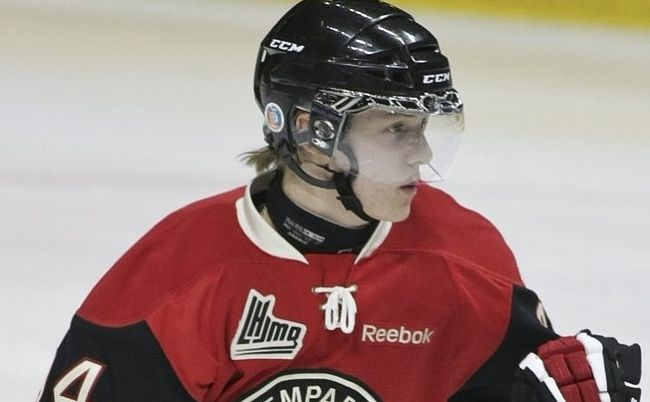 NHL draft tracker: Nick Sorensen, Quebec Remparts