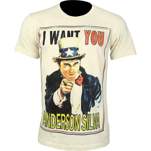 MMA Marketplace: Chael Sonnen makes a convincing Uncle Sam