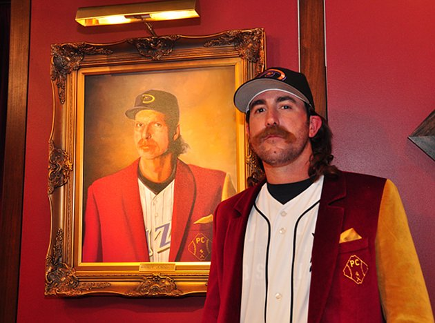 Randy Johnson says he's enjoying retirement, Justin Verlander's Big Unit impression