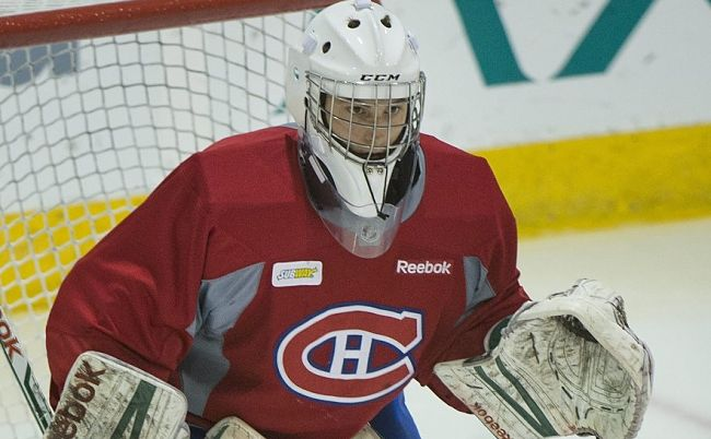 Montreal Canadiens prospect Zach Fucale goes 10-for-10 in shootout saves (VIDEO)