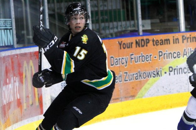 Prince Albert Raiders shake-up roster with a pair of trades