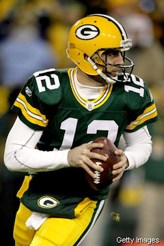 MVP: The case for Aaron Rodgers