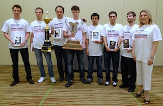 National championship chess team bolts for new university