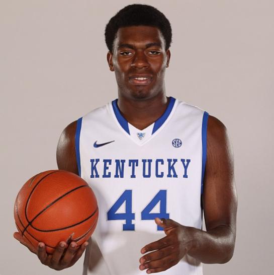 Photos: Kentucky freshmen basketball player portraits