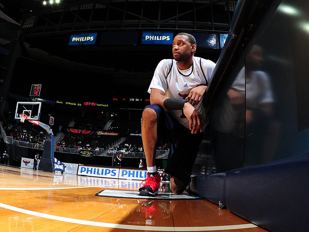 Tracy McGrady says his talent got in the way of him busting his tail in practice