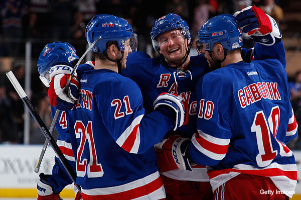 How the New York Rangers became beasts of the East