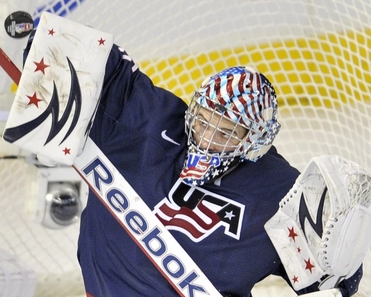 WJC2012: 'It was my fault'; Gibson bears burden for U.S. loss