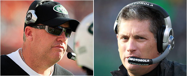 Rex Ryan, Jim Schwartz the last two left in 11-man coaching Class of '09
