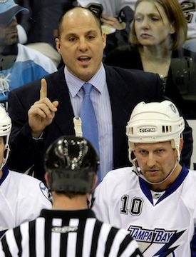 Rick Tocchet fails to declare $18K in Bahamas, gets it seized