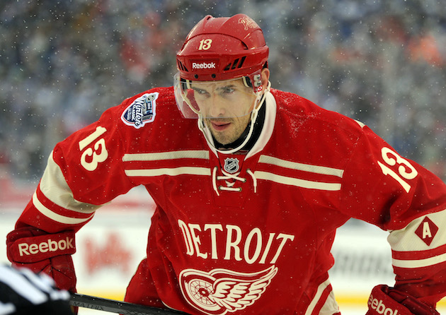 Red Wings helpless in Pavel Datsyuk's Olympic decision
