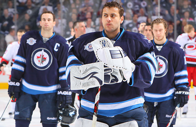 How Ondrej Pavelec landed 5-year, $19.5-million deal from Winnipeg Jets