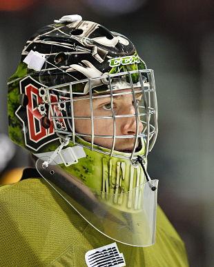 North Bay's Brendan O'Neill blanks Erie Otters: Thursday's 3 Stars