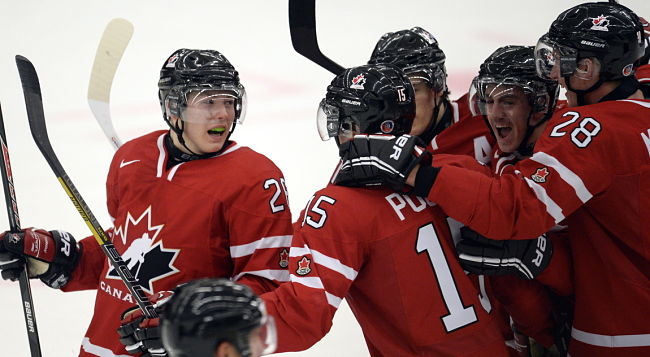 World junior championship: Team Canada coffee talk; just enough in the tank to survive Slovakia