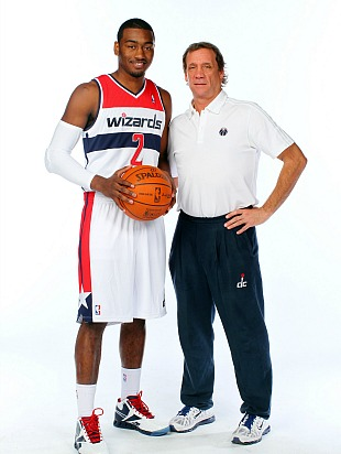 Flip Saunders thinks John Wall played in too many summer leagues
