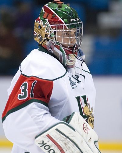 Habs pick Zach Fucale back in Halifax Mooseheads net for critical Game 5