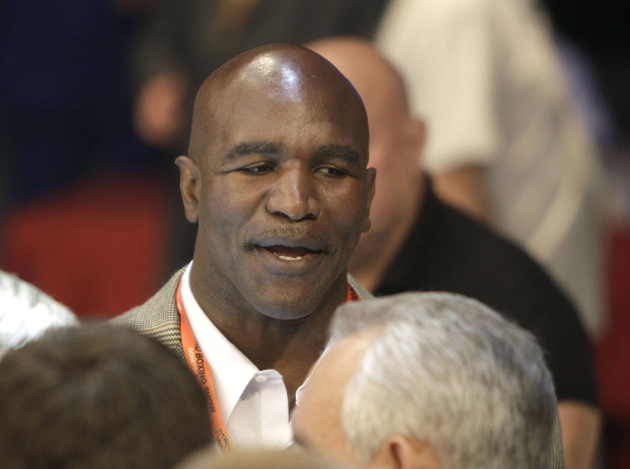 Former champ Evander Holyfield allegedly owes $372,000 in child support, may be headed to jail