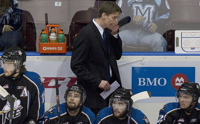 Kootenay Ice axe Kris Knoblauch after his interest in CIS coaching job becomes public knowledge
