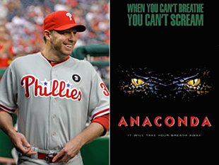 Roy Halladay rescues Amazon native after anaconda attack