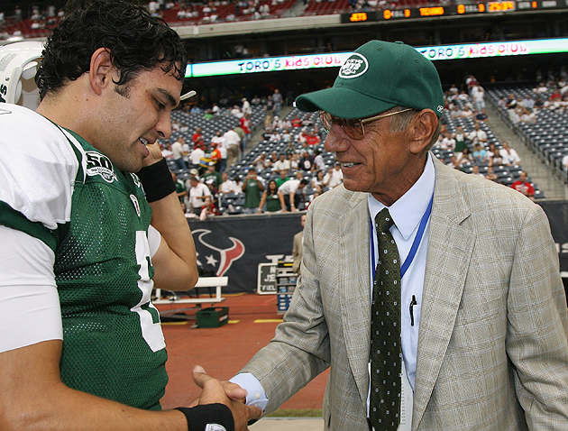 The Joe Namath Playoff Blog: Wild-Card Edition