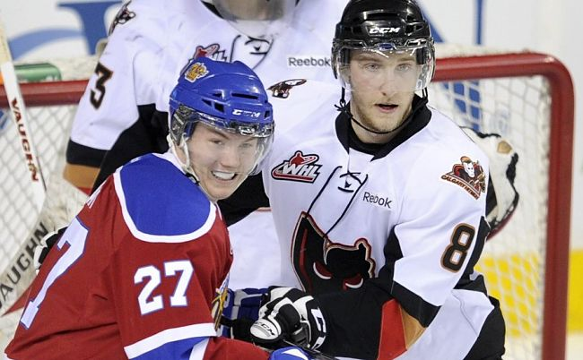 Hat trick for Curtis Lazar propels Oil Kings over Pats: Wednesday's 3 Stars