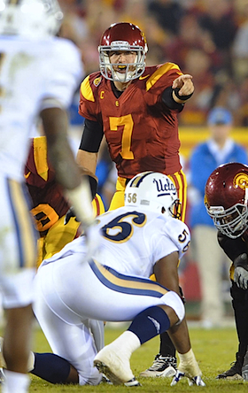 Matt Barkley passes on an NFL payday, but the NCAA has his senior season covered