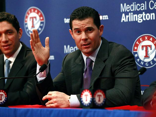 """Michael Young says Rangers were """"flat out"""" better team in 2011 World Series"""