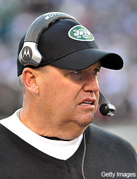 Giants finally shut Rex Ryan up … to a point