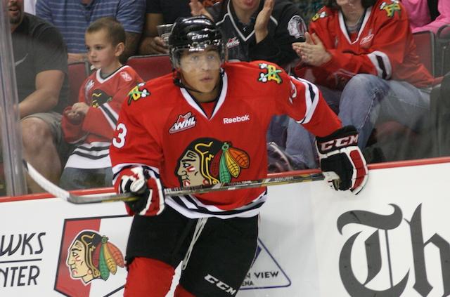 NHL draft tracker: Keegan Iverson, Portland Winterhawks
