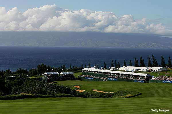 Teeing Off: Should the PGA Tour force winners to play Kapalua?