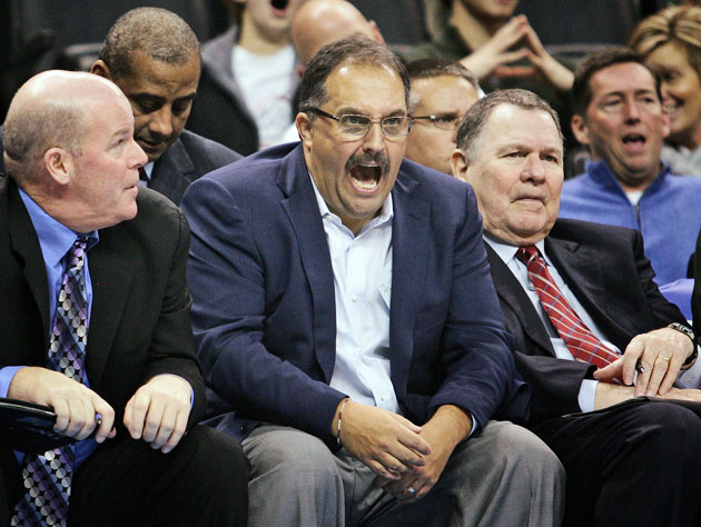 Stan Van Gundy has a solution for Oklahoma City: Deal Durant to his Magic