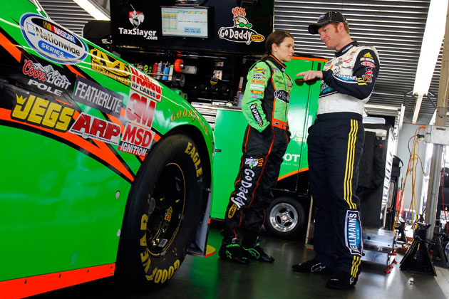 Happy Hour: Will Danica Patrick be NASCAR&#8217;s most popular driver?