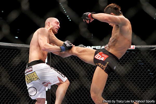UFC 141 opener: Nunes gets past Gamburyan, Volkmann escapes Escudero